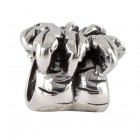 Beads - Sterling Silver - PS-114