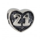 Beads - Sterling Silver - PS-117