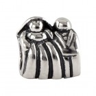 Beads - Sterling Silver - PS-118