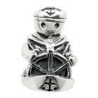 Beads - Sterling Silver - PS-68